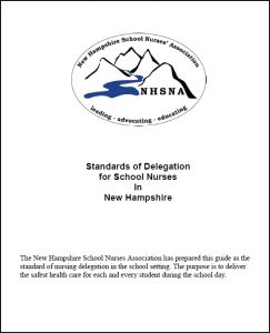 COVER TO NHSNA STANDARDS