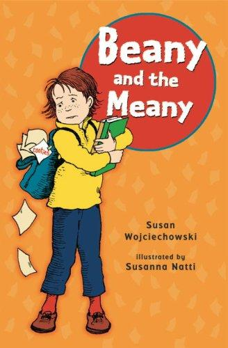 Book Cover, Beany And The Meany