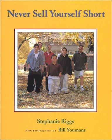 Book Cover, Never Sell Yourself Short