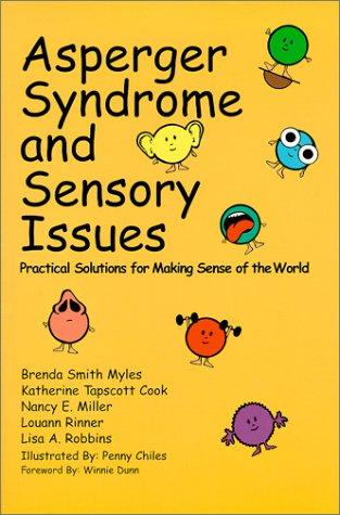 Book Cover, Asperger Syndrome And Sensory Issues