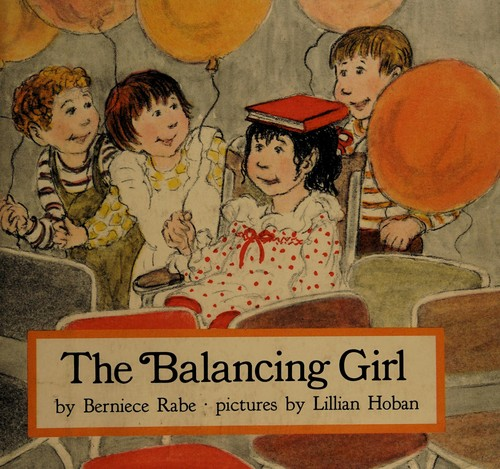 Book Cover, The Balancing Girl