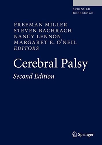 Book Cover, Cerebral Palsy: A Complete Guide For Caregiving