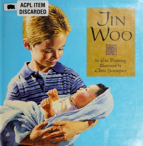 Book Cover, Jin Woo