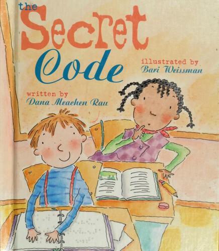 Book Cover, The Secret Code