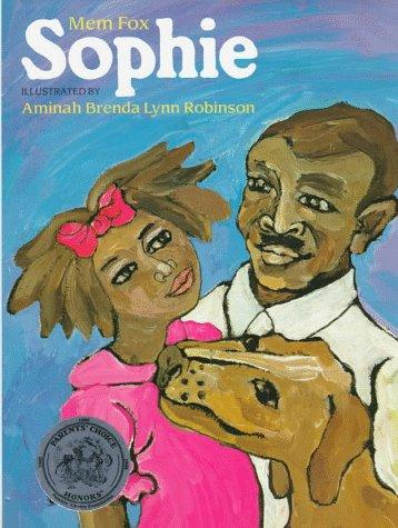 Book Cover, Sophie
