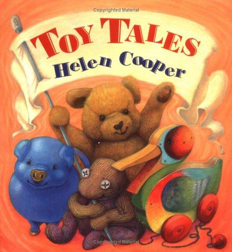 Book Cover, Toy Tales
