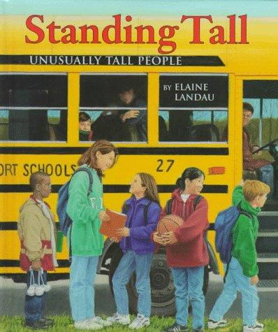 Book Cover, Standing Tall