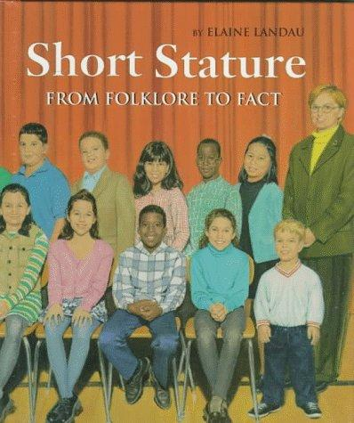 Book Cover, Short Stature; From Folklore To Fact