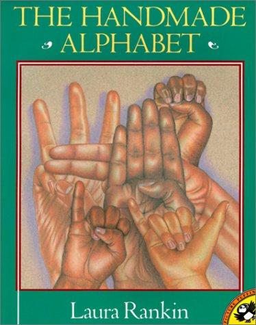 Book Cover, The Handmade Alphabet