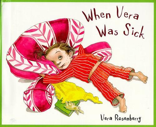 Book Cover, When Vera Was Sick