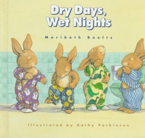 Book Cover, Dry Days, Wet Nights