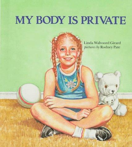 Book Cover, My Body Is Private