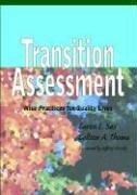 Book Cover, Transition Assessment: Wise Practices For Quality Lives