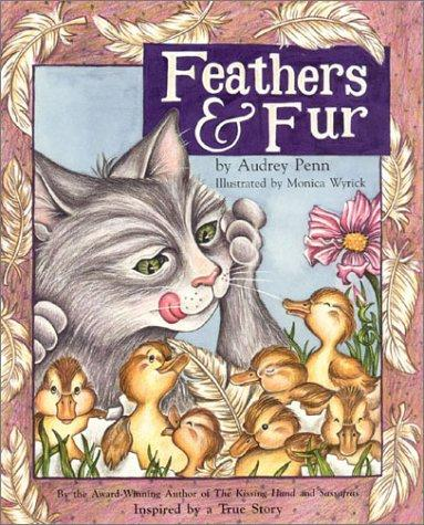 Book Cover, Feathers And Fur