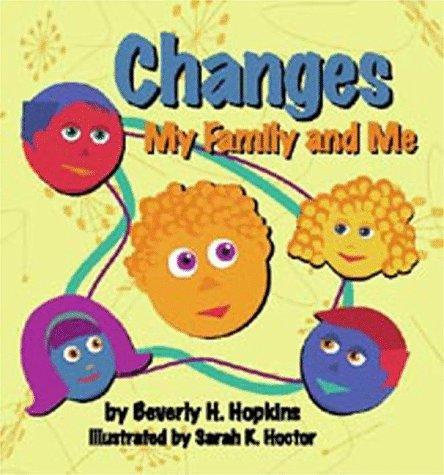 Book Cover, Changes: My Family And Me