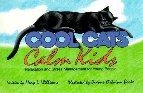 Book Cover, Cool Cats, Calm Kids