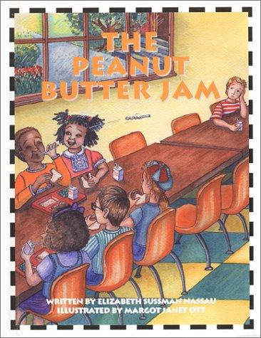 Book Cover, The Peanut Butter Jam