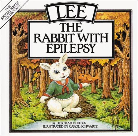 Book Cover, Lee: The Rabbit With Epilepsy
