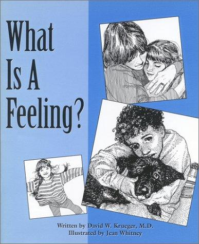 Book Cover, What Is A Feeling?
