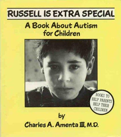 Book Cover, Russell Is Extra Special