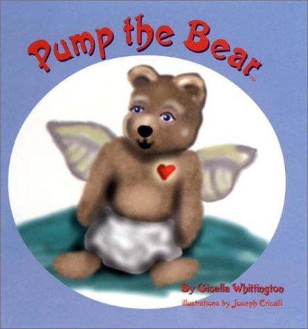 Book Cover, Pump The Bear