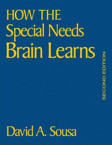 Book Cover, How The Special Needs Brain Learns