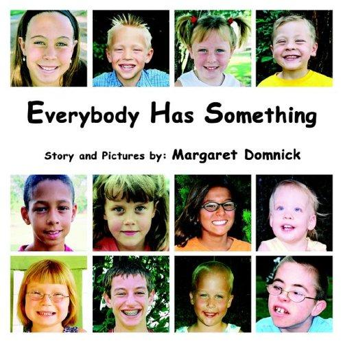Book Cover, Everybody Has Something