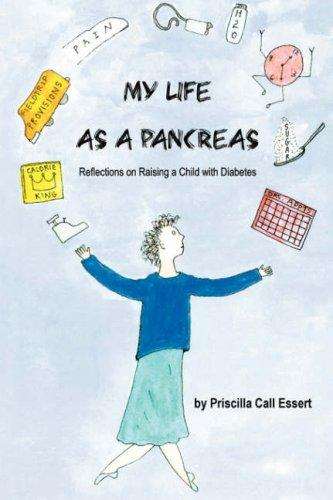 Book Cover, My Life As A Pancreas: Reflections On Raising A Child With Diabetes