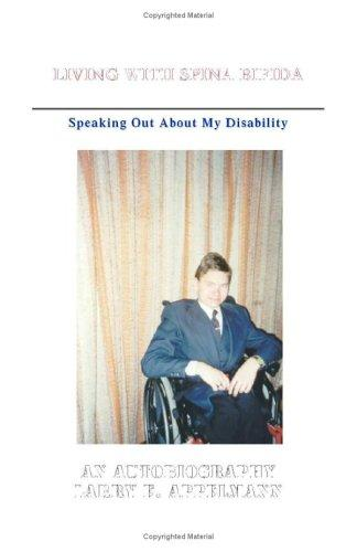 Book Cover, Living With Spina Bifida: Speaking Out About My Disability