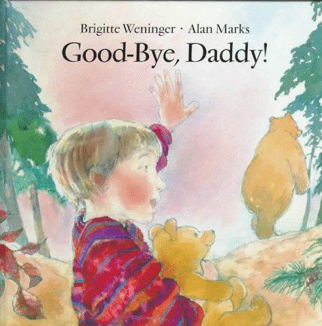 Book Cover, Good-Bye, Daddy
