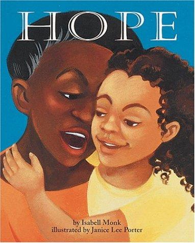 Book Cover, Hope