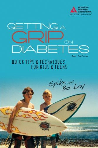Book Cover, Getting A Grip On Diabetes- Quick Tips And Techniques For Kids And Teens