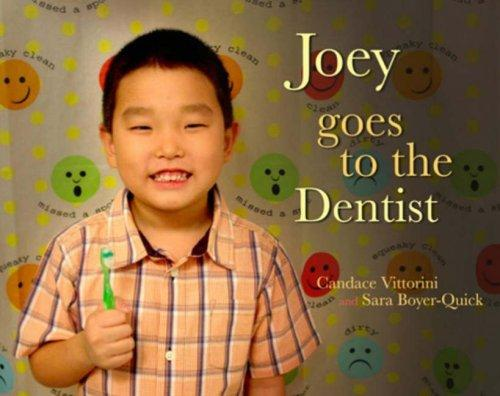 Book Cover, Joey Goes To The Dentist