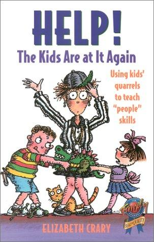 Book Cover, Help! The Kids Are At It Again