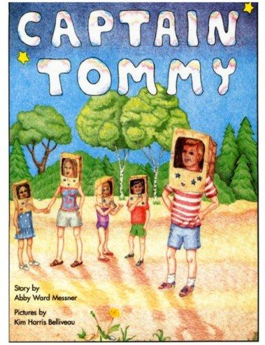 Book Cover, Captain Tommy