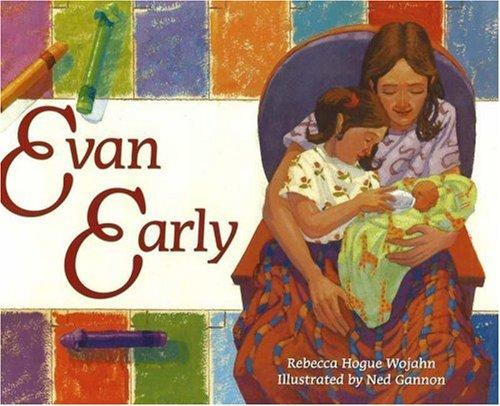 Book Cover, Evan Early