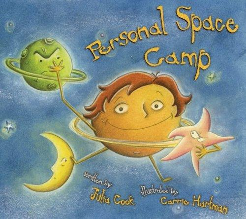 Book Cover, Personal Space Camp