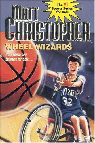 Book Cover, Wheel Wizards