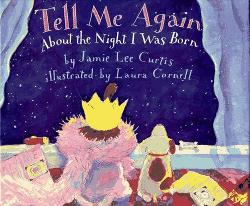 Book Cover, Tell Me Again About The Night I Was Born