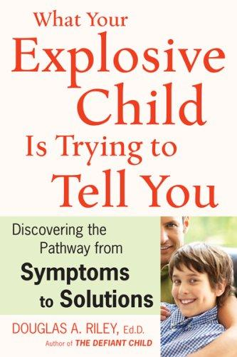 Book Cover, What Your Explosive Child Is Trying To Tell You: Discover the Pathway from Symptoms to Solutions