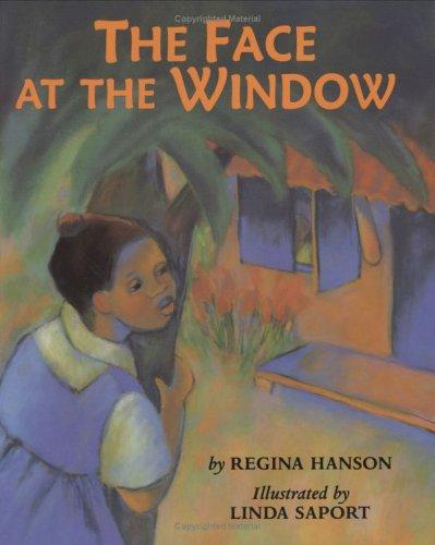 Book Cover, The Face At The Window