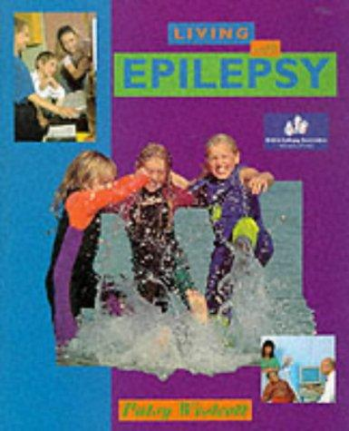 Book Cover, Living With Epilepsy