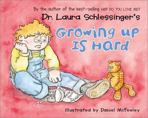 Book Cover, Growing Up Is Hard