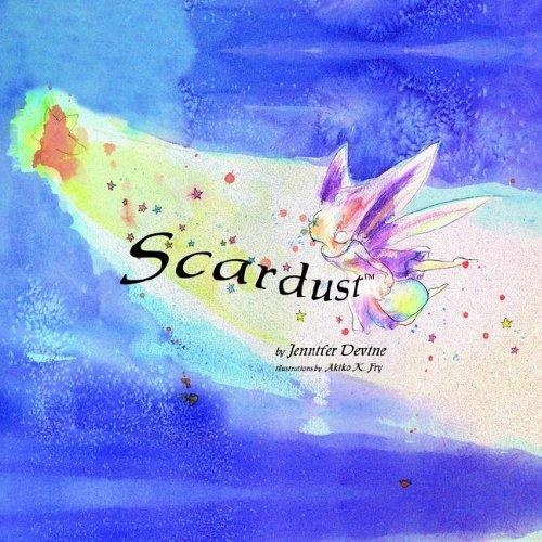 Book Cover, Scardust