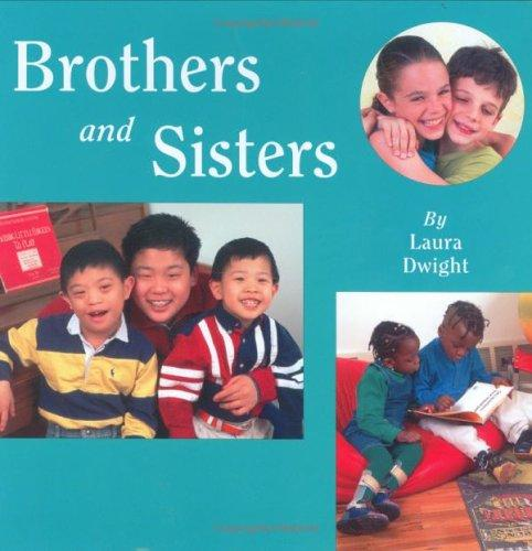 Book Cover, Brothers And Sisters
