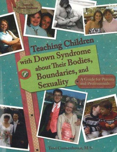 Book Cover, Teaching Children With Down Syndrome About Their Bodies, Boundaries, And Sexuality