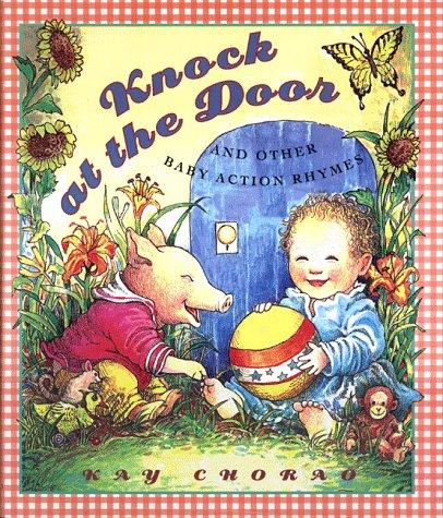 Book Cover, Knock At The Door And Other Baby Rhymes
