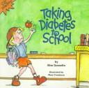 Book Cover, Taking Diabetes To School