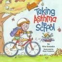 Book Cover, Taking Asthma To School