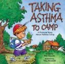 Book Cover, Taking Asthma To Camp